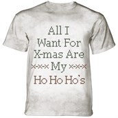 Ho Ho Hos T-shirt Adult
