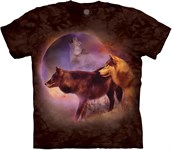 Spirit of the Moon t-shirt