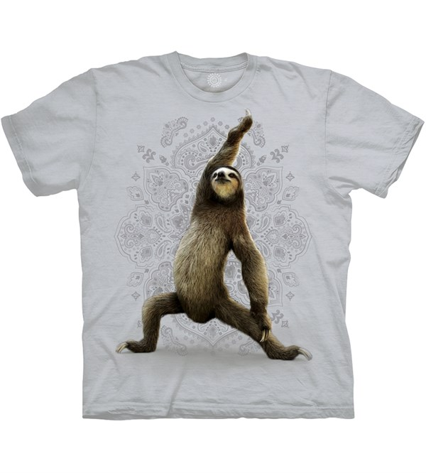 Warrior Sloth t-shirt
