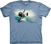 Chum They Come t-shirt