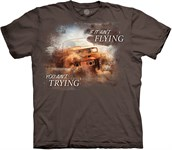 Mud Flying t-shirt