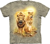 Lion Pair t-shirt