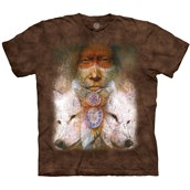 Sacred Transformation T-shirt Adult