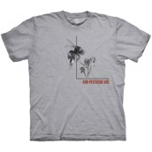Pesticide Bumble Bee T-shirt