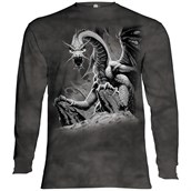 Black Dragon Long Sleeve
