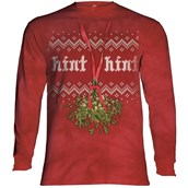 Mistletoe Hint Long sleeve