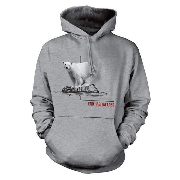 Habitat Polar Bear Child hoodie