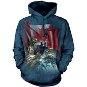Canada the Beautiful Child hoodie