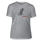 Habitat Elephant Mens Triblend T-shirt