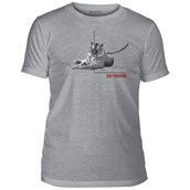 Poaching Tiger Mens Triblend T-shirt