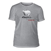 Habitat Polar Bear Mens Triblend T-shirt