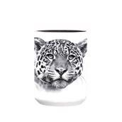 Leopard Extinction Ceramic Mug