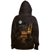The Witching Hour Zip Hoodie