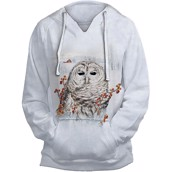 Country Owl V-Hoodie