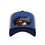 Sleep Around Trucker Cap