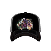 Painted Lion Trucker Cap