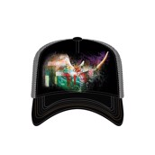 Painted Rhino Trucker Cap