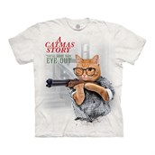 A Catmas Story t-shirt, Adult 2XL