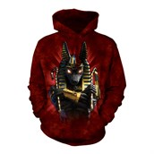 Anubis Soldier, Adult hoodie, Medium
