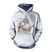 Country Owl adult hoodie