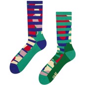 COLORFUL CAMOUFLAGE Good Mood Sports socks