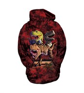 Rex Collage child hoodie