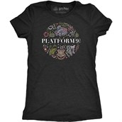 Platform 9 3/4, Ladies T-shirt Adult