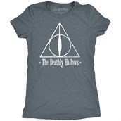Deathly Hallows Ladies T-shirt Adult