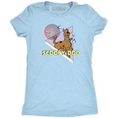 Geometry Scooby Doo, Ladies T-shirt Adult