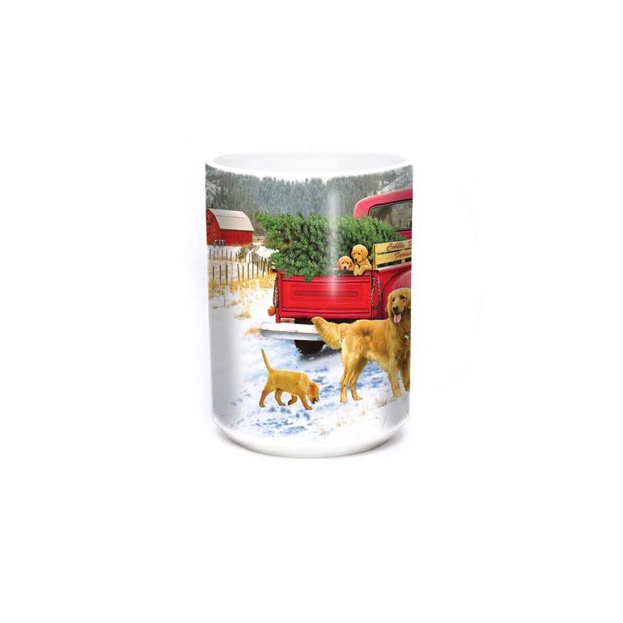 The Farm Pups Ceramic Mug