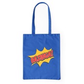 Canvas Bag - BAZINGA