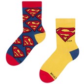 Superman Logo Kids Socks