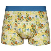 Looney Tunes Mens Fitted Trunks - TWEETY