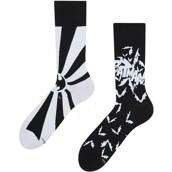 WB adult socks - BATS BATMAN