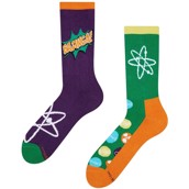 Bazinga The Big Bang Theory Sports socks, adult