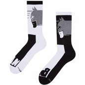 More than Hero Batman Sports socks, adult