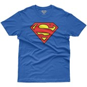 Superman Logo T-shirt, Adult