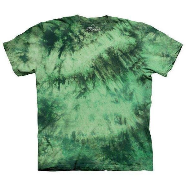 Kiwi Mottled Dye t-shirt, Adult 3XL