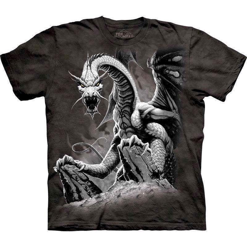 Black Dragon t-shirt, Child Small