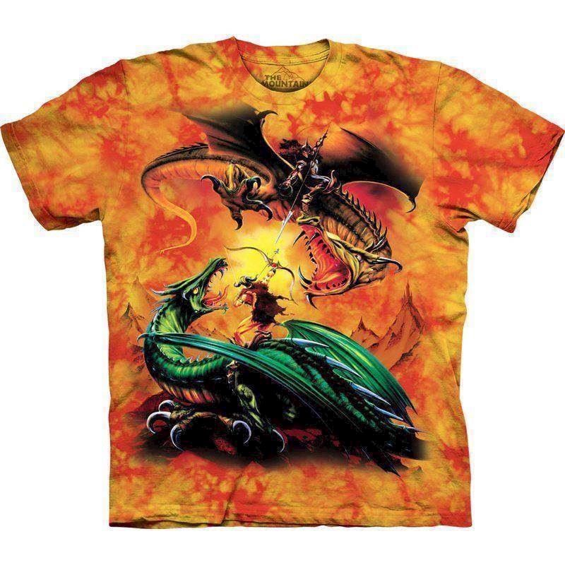 The Duel t-shirt, Child Small