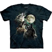 "Den originale ""Three Moon Wolf""!"