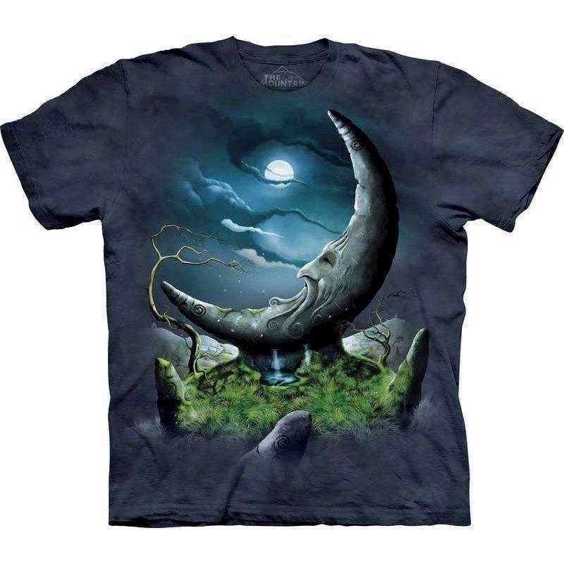 T-shirt fra The Mountain - bluse med fantasy-motiv