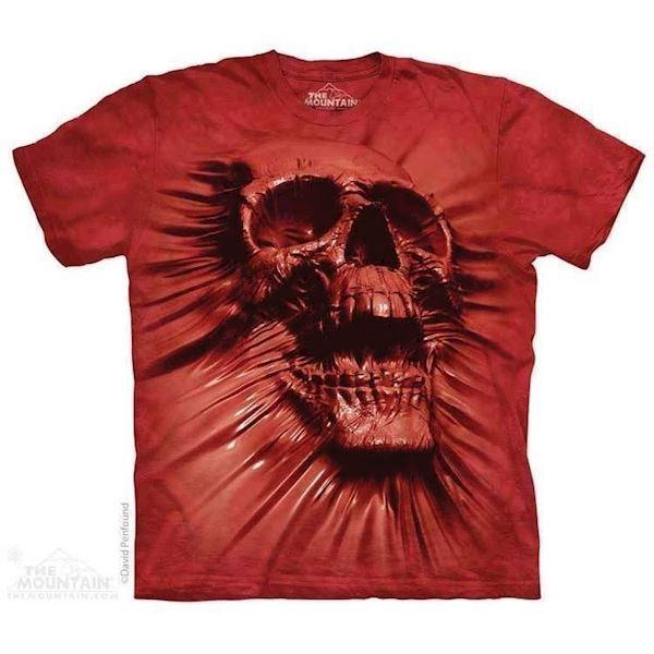 Skull Inner Spirit t-shirt, Adult XL