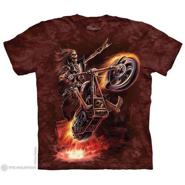 Hell Rider t-shirt, Adult XL