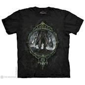 The Mountain tshirt - bluse med Jack the lantern