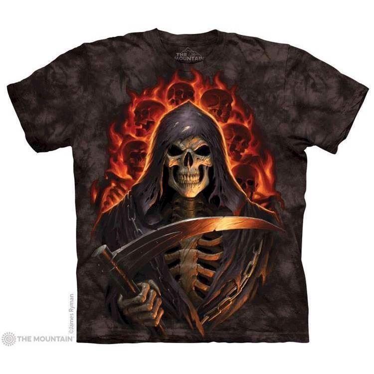 Fire Reaper t-shirt, Adult Small