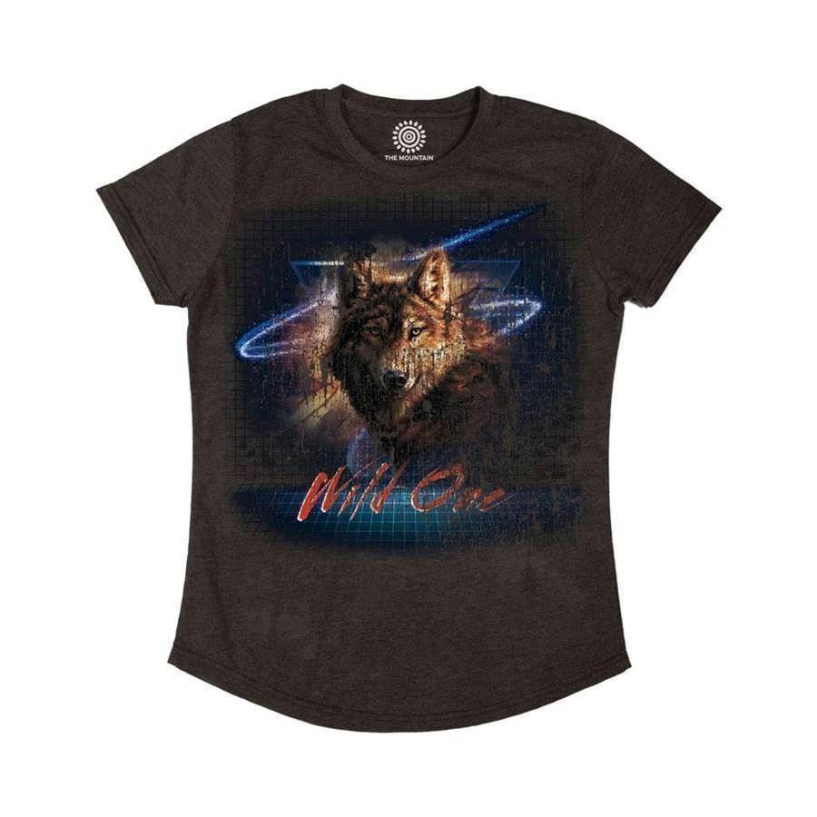 Wild One Tri Blend T shirts