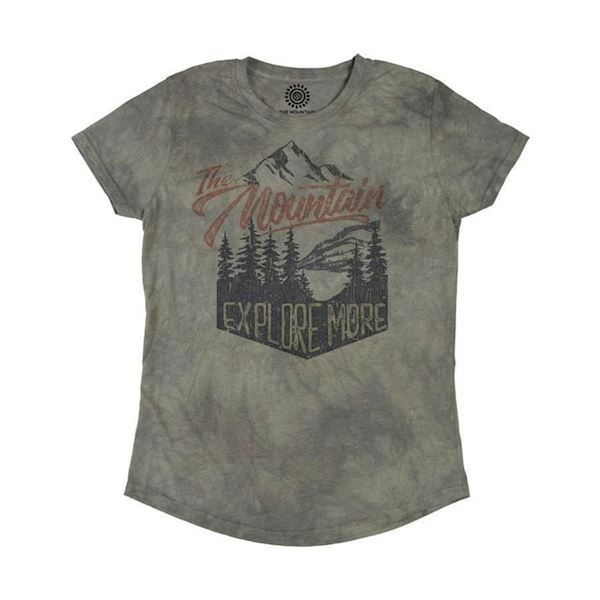 The Mountain Explore More Tri-Blend T-shirts