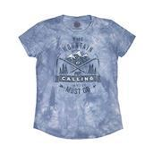 The Mountain Calling Tri-Blend T-shirts
