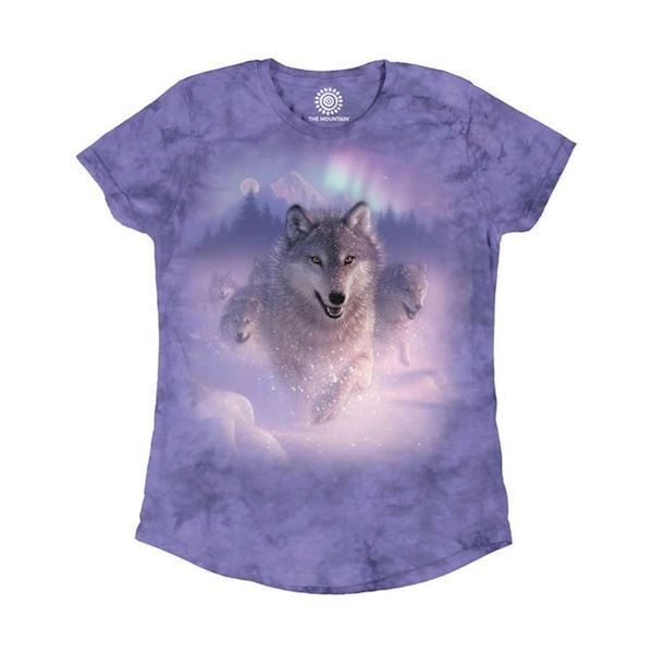 Northern Lights Tri-Blend T-shirts